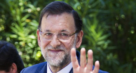 Spain to 'defend position' in Gibraltar row: PM
