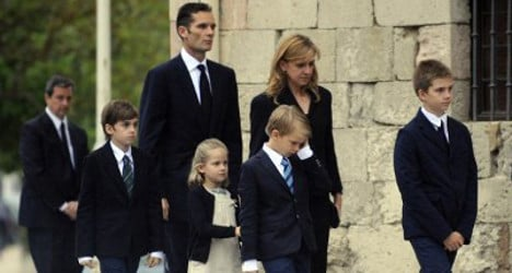 Princess's Swiss move to cost €480k a year
