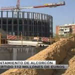 """Creative Arts Centre (Alcorcón): Back in 2008, the mayor of this dormitory town on the outskirts of Madrid thought it best to fight the imminent crisis with the building of a Guggenheim-style cultural centre for its 165,000 residents. Five years on, CREAA (Centro de Artes de Alcorcón) is only 69 percent complete and 40 percent over budget. Critics have appropriately named it """"Alcorcon's circus"""", as the project actually includes a """"circo"""" in honour of the mayor's father, a professional clown.Photo: YouTube"""
