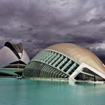 """The original cost of Valencia's City of Arts and Sciences was €300 million (about $375 million), but its final price tag was more like €1.1 billion.  Local residents were so outraged with the fees of star architect Santiago Calatrava they set up a website: www.calatravatelaclava.com, or """"Calatrava rips you off"""".Photo: Jaume Meneses"""