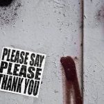 Excessive politeness: Equivalents for 'please', ' thanks' and 'sorry' are common in Spain too but in Britain they are repeated and inserted into conversations much more frequently, often to the point where it can seem absurd to Spanish visitors.Photo: Velaeda/Flickr