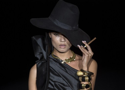 Madrid Fashion Week in pictures