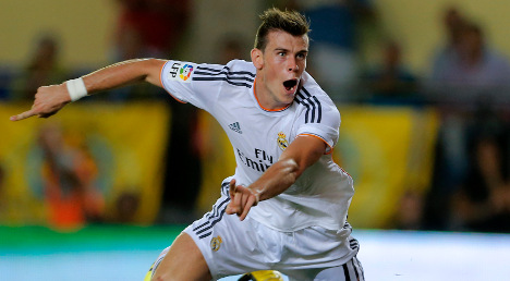 Bale nets debut goal as Real are held to draw