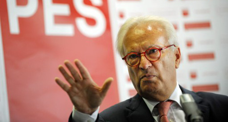 'Spain's recovery is a scandal': Austrian MEP