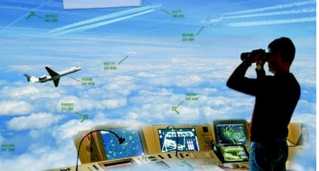 Air traffic controllers in trouble over pilot song