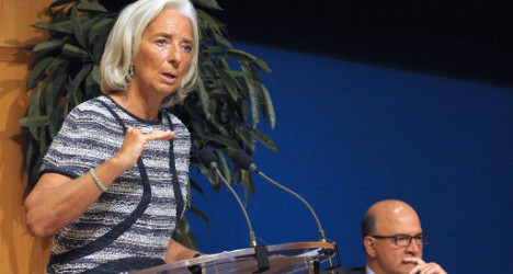 IMF bosses gear up for Spanish banking review