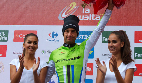 Ratto takes 14th stage, Nibali extends lead