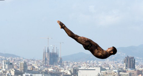 'Barcelona is Spain's only Olympics worthy city'