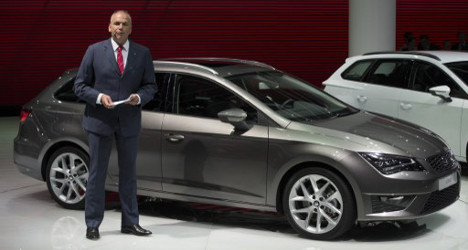 Spanish automaker SEAT eyes African markets