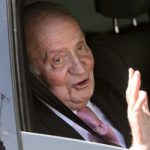 Frail Spanish King faces new hip op in two months