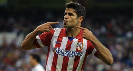 Brazil's Diego Costa set for Spain call up