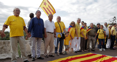 'Short-changed' Catalans push for 2014 vote