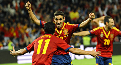 Last-gasp goal saves Spain in Chile friendly