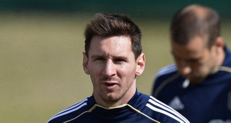 Leo Messi clears debt in tax fraud scandal