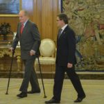 Health scare sparks King 'abdication' rumours