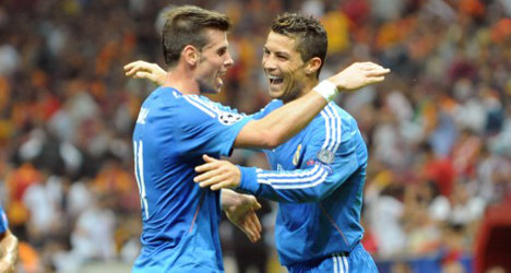 Ronaldo hat-trick guides Real to Galatasaray rout