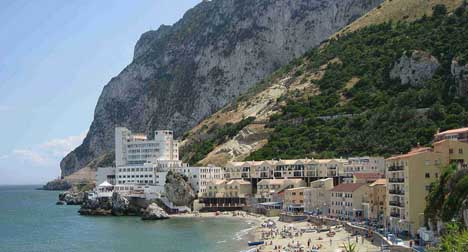 Gibraltar voted '6th crappest town in UK'