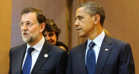 Spain to call in US ambassador in spy row