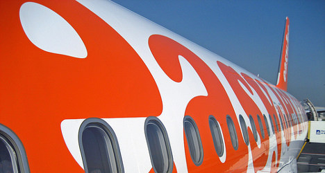 Easyjet forgets 29 passengers in Malaga