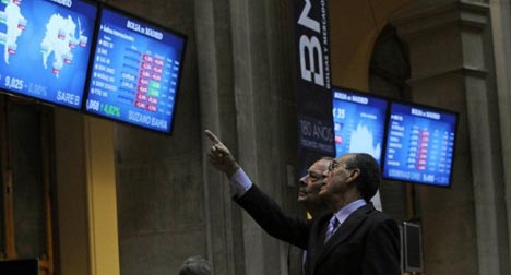 Spain says goodbye to two-year recession