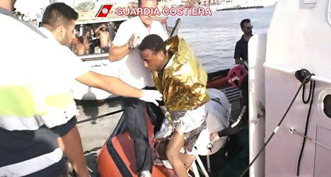 Spain grieves with Italy after Lampedusa tragedy