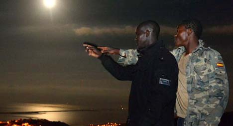 400 African migrants see Spain dream dashed