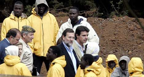 'EU must do more for immigrants': Spanish PM
