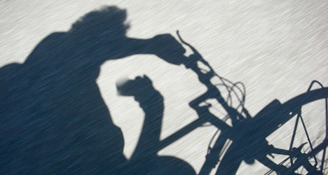 Spanish cyclist fined €100 for eating croissant