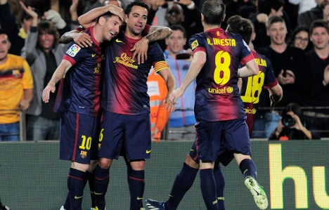 Coach calm as Messi goal drought continues