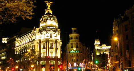 'Madrid is cleaner than New York City'