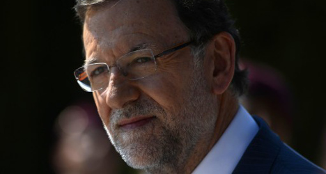 Spanish PM calls time on austerity policies