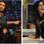 The Spanish Russell Brand: No one is more distinctive than singer-turned-TV presenter Mario Vaquerizo. Along with his equally colourful wife Alaska, he keeps the spirit of La Movida– Spain's cultural revolution – well and truly alive. Oh, and he's a dead ringer for Russell Brand.Photo: Theo Wargo/AFP/YouTube
