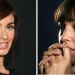 The Spanish Monica Bellucci: Paz means 'peace' in English, and it's also a shorthand for smouldering screen siren. Paz Vega is following in the footsteps of Italian sex bomb Monica Belluci with her sexy performances on the big screen. Photo: Imeh Akpanudosen/Tiziana Fabi/AFP