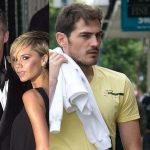 The Spanish Posh n' Becks: If the English couple set the standard for football power couples, then Real Madrid goalkeeper Iker Casillas and his girlfriend closely follow their lead. Iker's steady hands and friendly approach snared him Sara, a woman who looks like a supermodel but is actually one of the country's top sports journalists.Photo: Jayne Russell/Cooperphotographers/Flickr