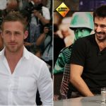 The Spanish Ryan Gosling: Handsome actor-of-the-moment is a phrase that describes both movie star Ryan Gosling and Hugo Silva, the Spanish screen hunk who starred in Pedro Almovodar's latest comedy romp, I'm So Excited. Indeed.Photo: Loic Venance/AFP/YouTube