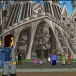 Simpsons goes Spanish with Barcelona cameo