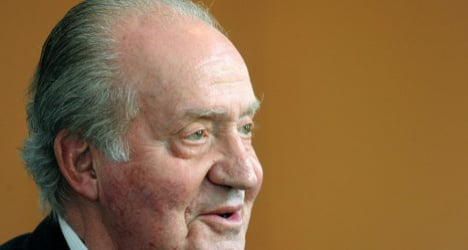Spanish King to have hip surgery in November
