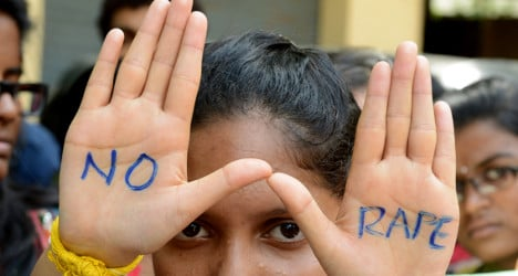 Indian jailed for life for raping Spanish student