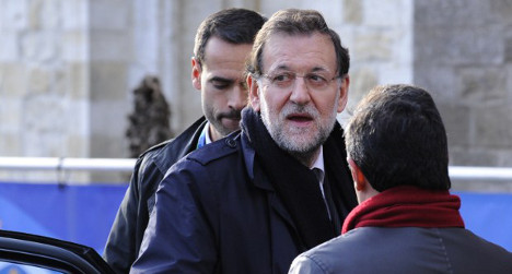 'You're Spain's PM? Let's see some ID'