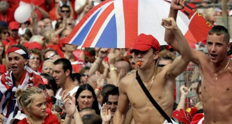 Gibraltarians 'heroes of 2013': UK poll