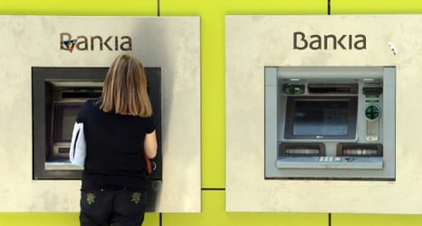 Bankia rides rollercoaster from ruin to riches