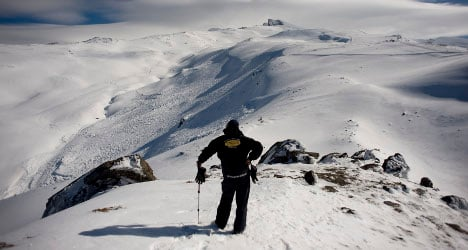 Skier dies in Christmas avalanche tragedy