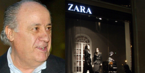 Zara king boosts fortune by $9b in 2013