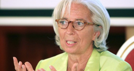 IMF revises up Spain's 2014 growth forecast
