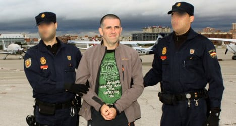 Spain vows to stand firm on ETA prisoner policy