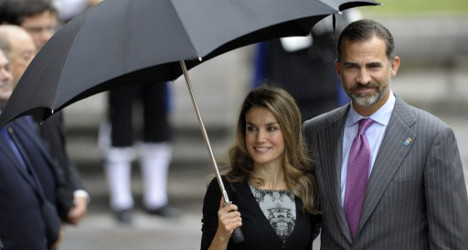 Spain's 'Prince Charming' could revive monarchy