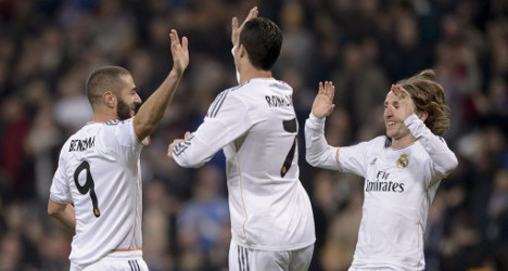 Real near Cup quarters after Osasuna win