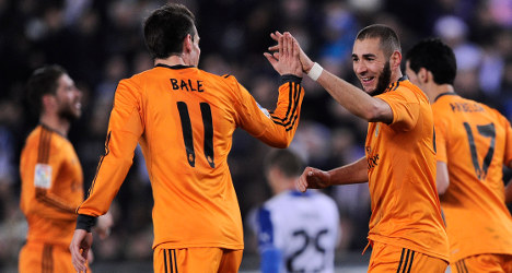 Benzema edges Real towards Cup semis