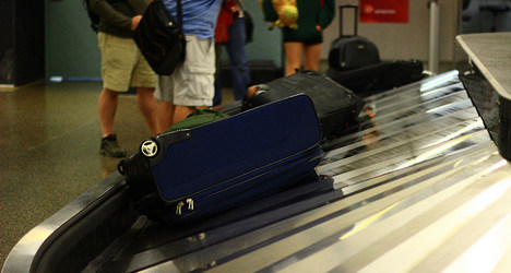 'US mum to blame for death of baby at airport'
