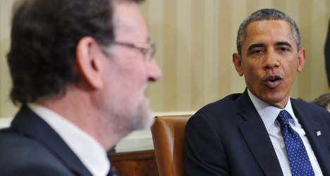 Spain 'satisfied' with Obama over spy scandal